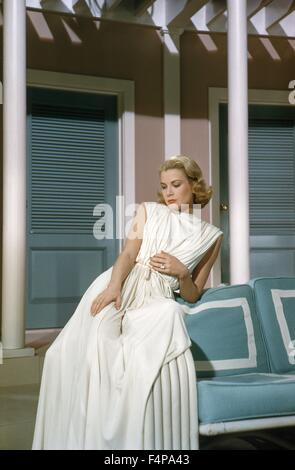 Grace Kelly / High Society 1956 directed by Charles Walters - Stock Photo
