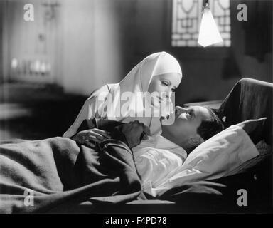 Greta Garbo, Herbert Marshall / The Painted Veil 1934 directed by Ryszard Bolesławski - Stock Photo