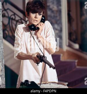 Audrey Hepburn / Wait Until Dark 1967 directed by Terence Young - Stock Photo
