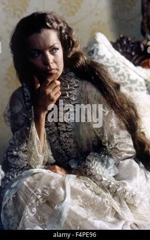 Romy Schneider / Ludwig : The Mad King of Bavaria / 1972 directed by Luchino Visconti - Stock Photo