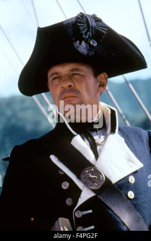 Anthony Hopkins / The Bounty / 1984 directed by Roger Donaldson - Stock Photo