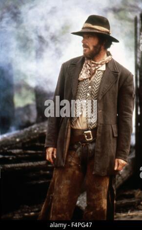 Jack Nicholson / The Missouri Breaks / 1976 directed by  Arthur Penn - Stock Photo