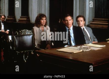 ... Bonnie Bedelia And Harrison Ford / Presumed Innocent / 1990 Directed By  Alan J Pakula