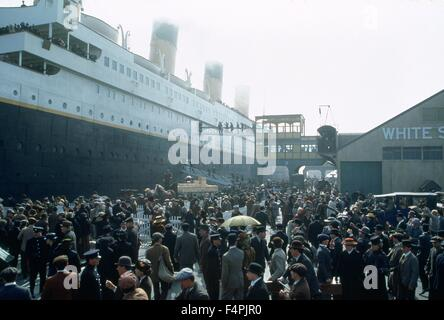 Titanic / 1997 directed by James Cameron [Twentieth Century Fox Pictures] - Stock Photo