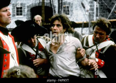 Al Pacino / Revolution / 1985 directed by Hugh Hudson   [Warner Bros. Pictures] - Stock Photo