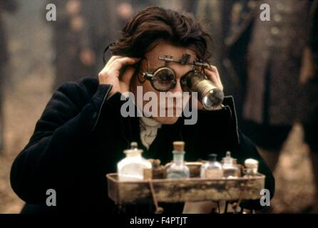 Johnny Depp / Sleepy Hollow / 1999 directed by Tim Burton [Paramount Pictures] - Stock Photo