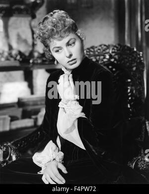 Ingrid Bergman / Gaslight / 1944 directed by George Cukor [Metro-Goldwyn-Mayer Pictures]
