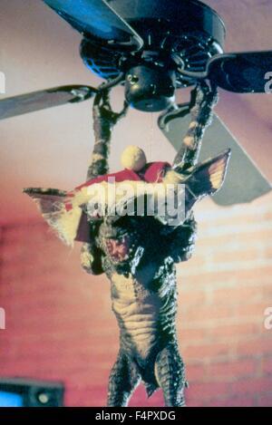 Gremlins / 1984 / directed by Joe Dante / [Warner Bros. Pictures / Amblin E] - Stock Photo