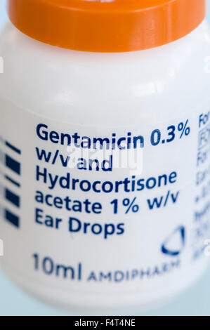 corticosteroid ear drops over the counter