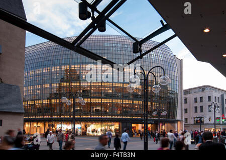Europe, Germany, Cologne, department store - Stock Photo