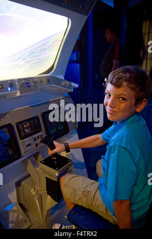 space shuttle simulator at kennedy space center - photo #14