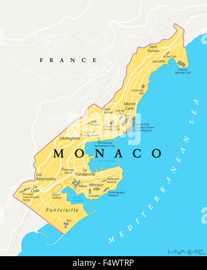 geography travel Monaco city state city views cityscape look