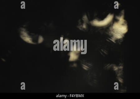 halloween shadows dark darkness scary black images depression angel spiritual bird eyes message - Stock Photo