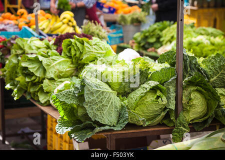 Products at the markets of Mallorca - Stock Photo