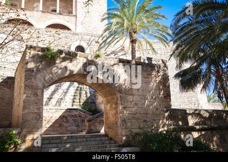 Some impressions of Palma de Mallorca - Stock Photo
