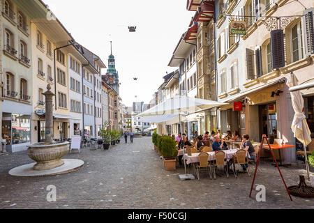 Lenzburg Canton Aargau Switzerland Stock Photo 89134979 Alamy