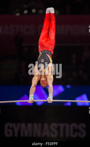 FIG Artistic Gymnastics World Championships Day
