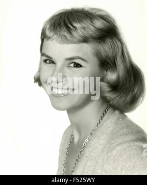 The French actress Genevieve Cluny, France - Stock Photo