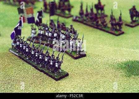 Toy Soldiers. - Stock Photo
