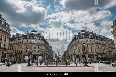 Avenue de l'Opera, Paris, France