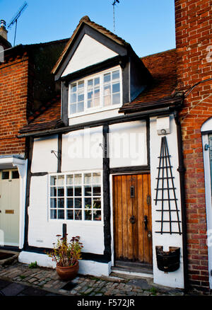 Cottage in Old Amersham - Stock Photo