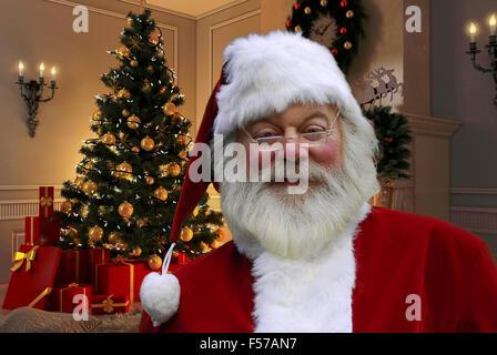 Santa Claus - Stock Photo