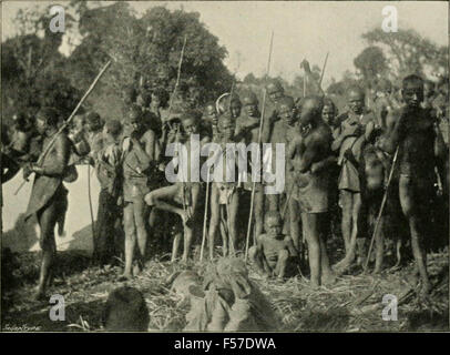 Elephant-hunting in east equatorial Africa; being an account of three years' ivory-hunting under Mount Kenia and - Stock Photo