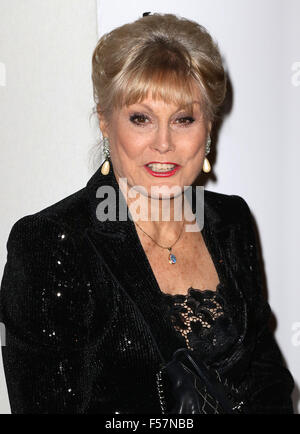 October 21, 2015 - Angela Rippon attending the 'Daily Mirror & RSPCA Animal Hero Awards 2015' at 8 Northumberland - Stock Photo