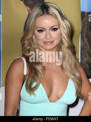 October 21, 2015 - Ola Jordan attending the 'Daily Mirror & RSPCA Animal Hero Awards 2015' at 8 Northumberland Avenue - Stock Photo