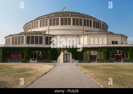 Centennial Hall in Wroclaw, Poland. - Stock Photo