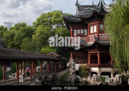 The Exquisite Jade Rock Yu Yuan Yuyuan Gardens