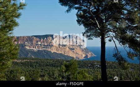 Cap Canaille : Cassis (Bouches-du-Rhône,France)