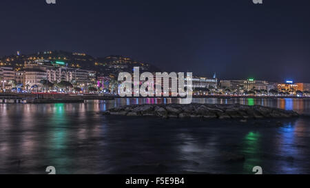 city of Cannes - Stock Photo