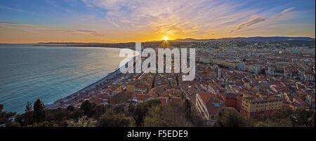 City of Nice - Stock Photo