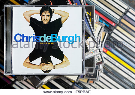 Chris de Burgh - This Way Up