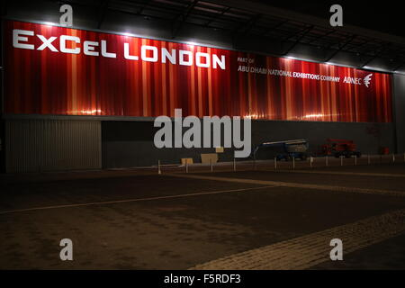 The Excel London - Stock Photo