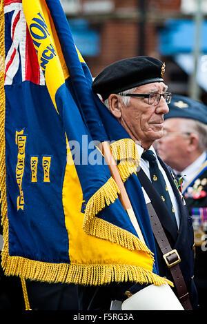 Remembrance day parade welwyn garden city hertfordshire - Welwyn garden city united kingdom ...