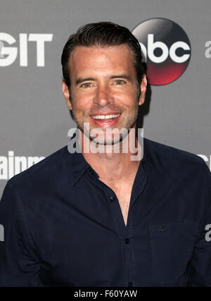 ABC's TGIT premiere event - Arrivals  Featuring: Scott Foley Where: West Hollywood, California, United States When: - Stock Photo