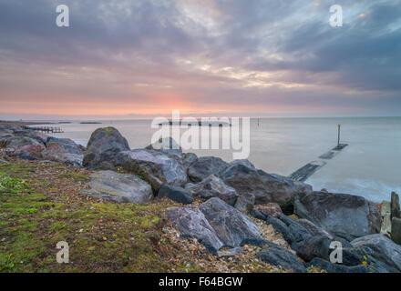 Sunrise Middleton - Stock Photo
