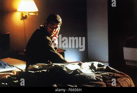 Out of Sight  Year : 1998  USA Director : Steven Soderbergh  George Clooney - Stock Photo