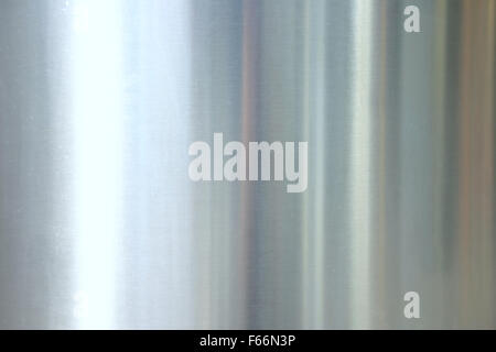 Bright or shiny steel - Stock Photo