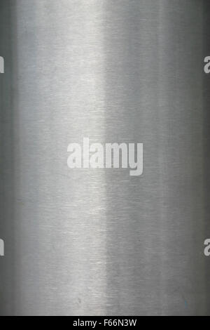 Dull brushed steel - Stock Photo