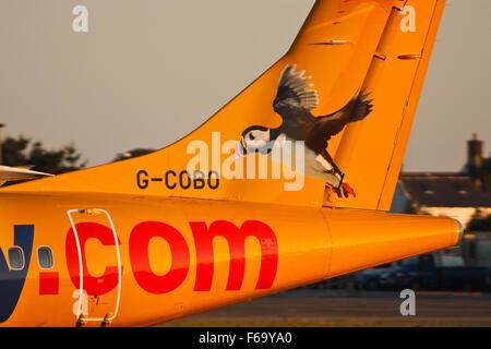 ATR 72, Aurigny Air Sevices