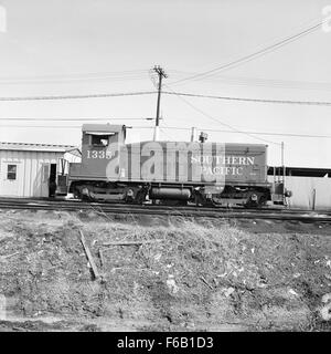 Southern Pacific Railroad General Motors Emd Division