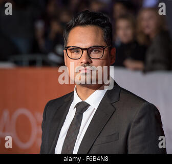 "Actor Michael Peña attends the world premiere for 'The Martian"" on day two of the Toronto International Film Festival - Stock Photo"