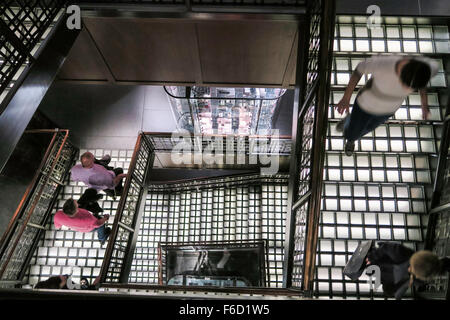 ... Abercrombie U0026 Fitch Flagship Store Interior, Fifth Avenue, NYC   Stock  Photo