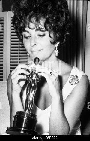 FILE PHOTO - ELIZABETH TAYLOR, 79, was born Feb. 27, 1932 in England. Liz a two time Oscar winning movie goddess - Stock Photo