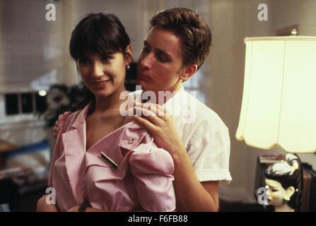 RELEASE DATE: December 31, 1986   MOVIE TITLE: Wisdom   DIRECTOR: Emilio Estevez  STUDIO: 20th Century Fox   PLOT: - Stock Photo
