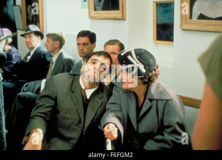 May 06, 1989; Hollywood, CA, USA; Image from director Jim Sheridan's biography drama 'My Left Foot' starring BRENDA - Stock Photo