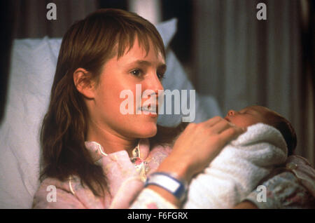 May 04, 1989; Hollywood, CA, USA; Actress MARY STUART MASTERSON stars as Lucy Moore in the drama 'Immediate Family' - Stock Photo